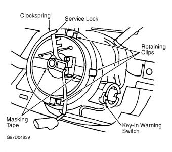 1994 Ford F150 Clock Spring Replacement: Can I Replace the