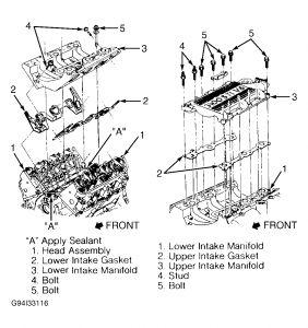 Head Gasket Repair new: Head Gasket Repair Cost Pontiac