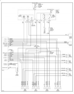 1997 Dodge Caravan Speaker Wiring Diagrams: Electrical