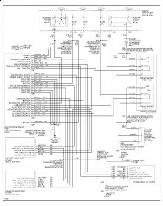 2002 Ford Windstar Wiring Diagram