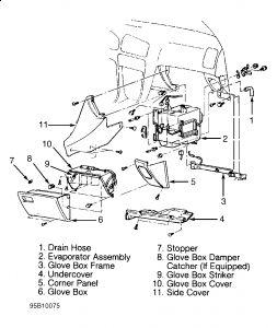 1998 Mitsubishi Galant Replacing Evaporator Core: Need