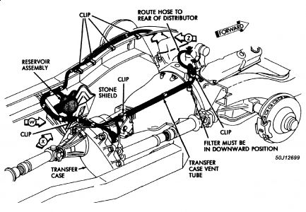 Wiring Diagram: 26 2001 Dodge Ram 2500 Diesel Vacuum Diagram