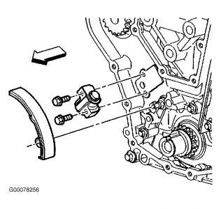 1997 Pontiac Grand Am Engine Timing: Engine Mechanical