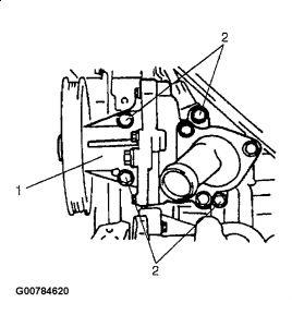 2003 Suzuki Aerio Water Pump: How Can I Remove the Water Pump