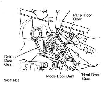 2000 Dodge Caravan Heater Not Working: I Have 2000 Dodge