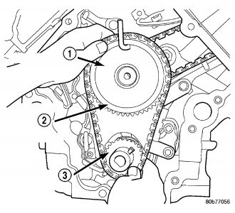 2006 Jeep Commander Engine Timing Diagram: Hi, I Need