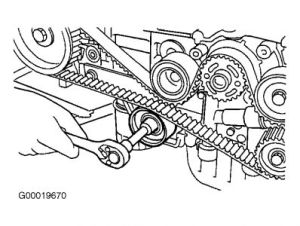 2004 Subaru Legacy Timing Belt: I Am Replacing the Belt