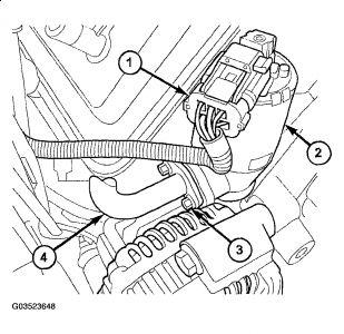 2004 Dodge Durango Egr Valve: Engine Mechanical Problem