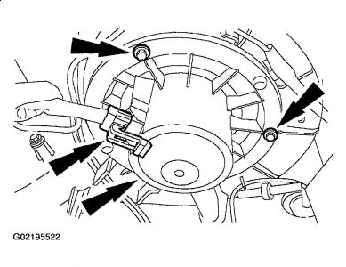 Service manual [2008 Mercury Mountaineer Blower Motor