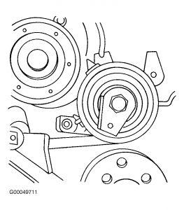 2001 Daewoo Nubira Timing Belt: Engine Performance Problem