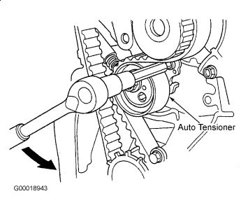 Service manual [2009 Honda Fit Timing Cover Removal