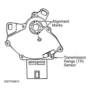 2000 Ford Contour Range Sensor: How Do I Change the Range
