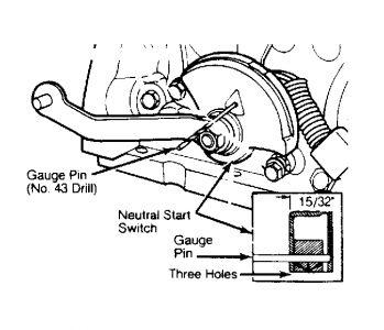 1987 Ford Taurus: Electrical Problem 1987 Ford Taurus 6