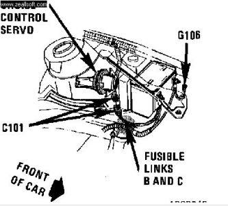 1993 Buick Century 93 Buick Century: Electrical Problem