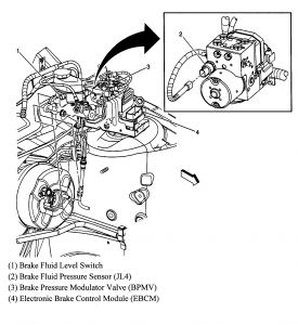 2005 Pontiac Grand Prix Sensor: Electrical Problem 2005