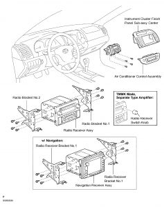 2003 Toyota Camry Fan Light Replacement: Electrical