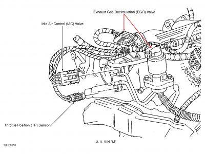 2001 Buick Century Egr Valve: How Do You Install An EGR