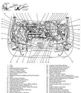 1997 Ford escort transmission problems