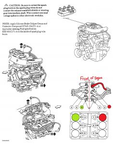 1997 Ford F150 Spark Plug Wires: Engine Performance