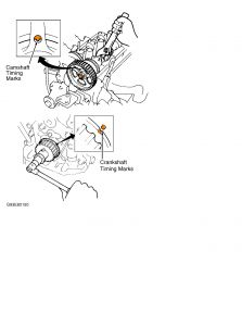 Service manual [How To Replace Timing Belt 1992 Geo Prizm