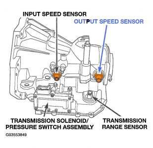 2004 Dodge Neon SPEED SENSOR: I WOULD LIKE TO KNOW HOW TO