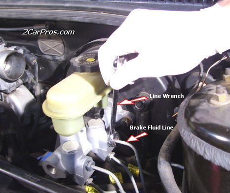 1993 Dodge Dakota Fuel System Wiring Diagram How To Replace A Brake Master Cylinder In Under 45 Minutes