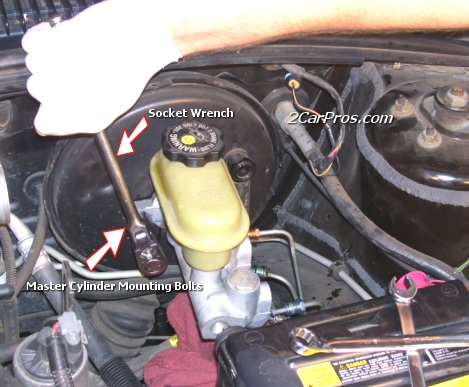 2006 Kia Spectra Heater Wiring Diagram How To Replace A Brake Master Cylinder In Under 45 Minutes