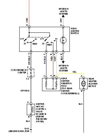 97 Corvette Wiring Diagram