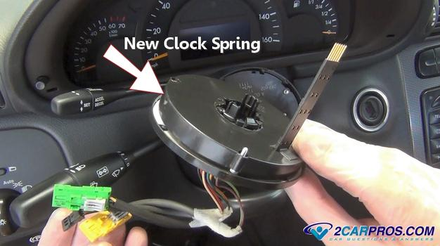 2003 Hyundai Santa Fe Ignition Wiring Diagram How To Remove An Airbag Clock Spring In Under 30 Minutes
