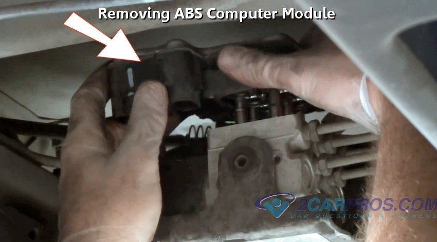 Ford Econoline Fuse Box Wiring Diagram How To Replace An Abs Brake Module In Under 20 Minutes