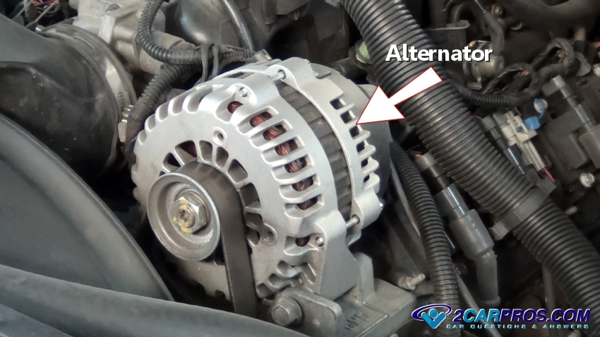 2007 dodge caliber alternator wiring diagram 3 part venn template how to test an in under 10 minutes