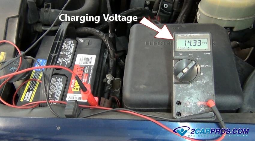 Rv Ac Power Wiring How To Test An Alternator In Under 10 Minutes