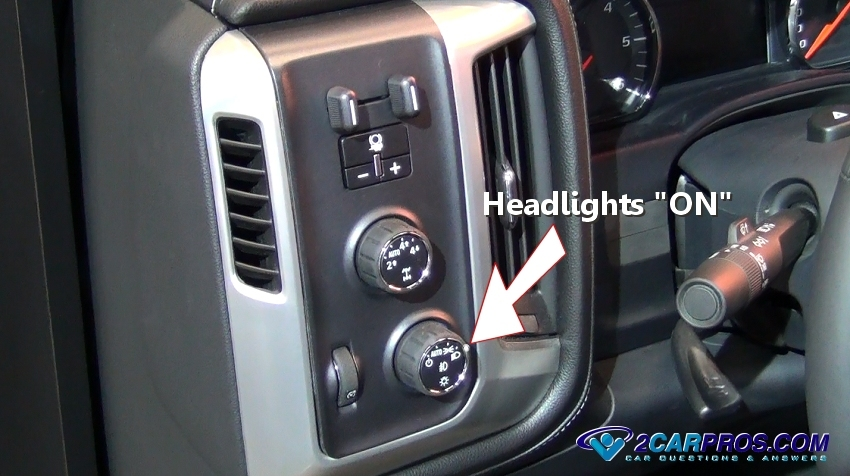 2004 Ford Expedition Interior Lights Wont Go Off