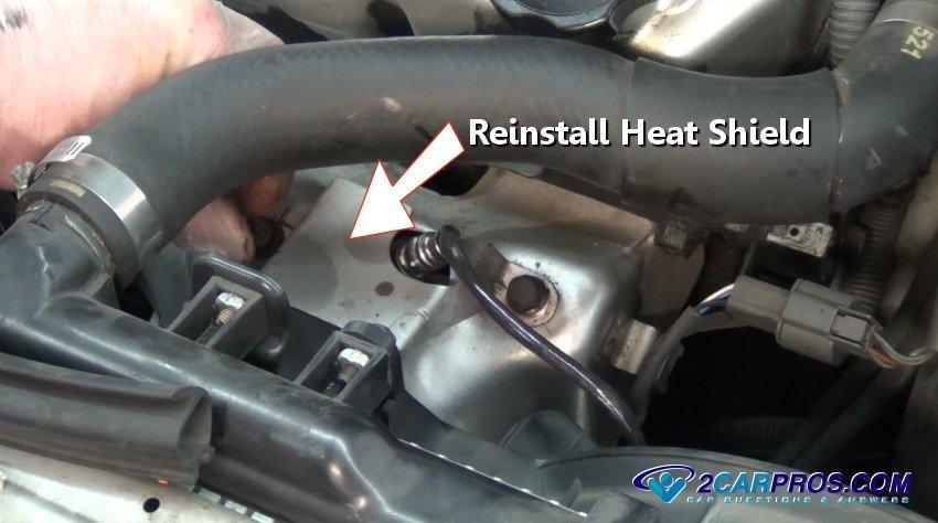 V6z24 Howto Install A Heated O2 Sensor