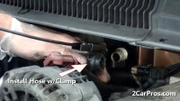 Car Repair World: How To Replace Heater Hose