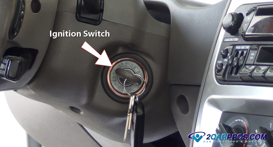 2011 Mitsubishi Eclipse Radio Wiring Diagram How To Fix An Ignition Switch In Under 10 Minutes
