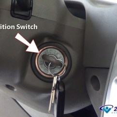 Vw Polo 6n Central Locking Wiring Diagram Kicker Solo Baric L7 15 How To Fix An Ignition Switch In Under 10 Minutes Replacement