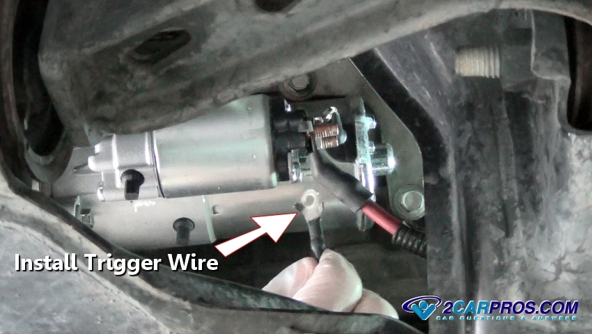 sky wiring diagram frog brain functions how to change a starter motor in under 45 minutes
