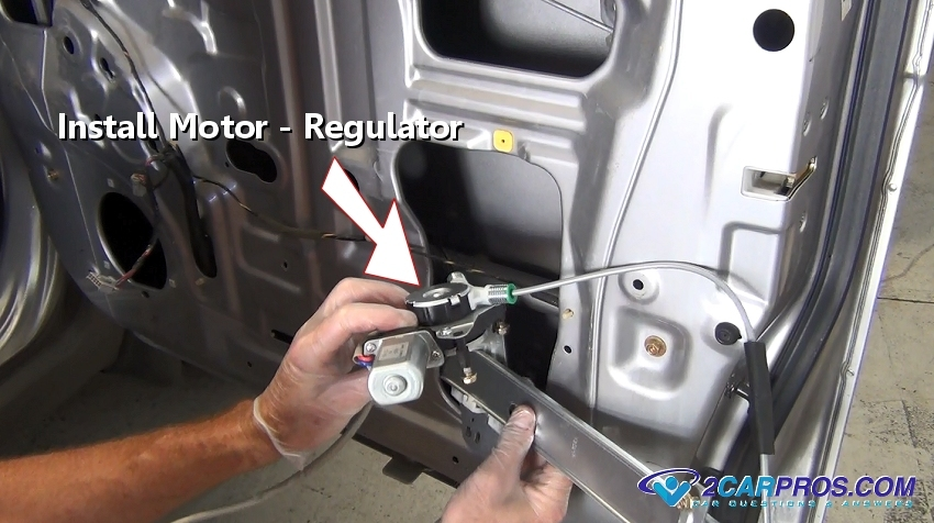 2003 Nissan Maxima Fuse Diagram How To Replace A Window Motor And Regulator In Under 45