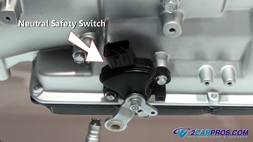 Location Of Neutral Safety Switch 2003 Pontiac Grand Am Find Image