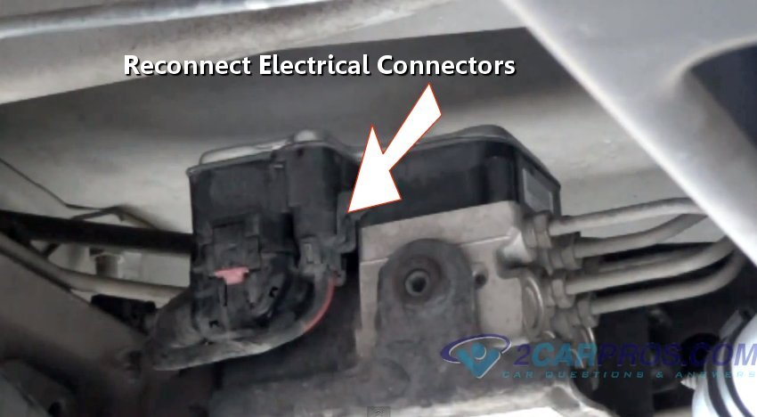 Buick Lesabre Wiring Diagram How To Replace An Abs Brake Module In Under 20 Minutes