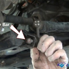 2006 Chevy Equinox Engine Diagram 2002 Isuzu Rodeo Wiring How To Replace Lower Control Arm And Bushings In Under 1 Hour