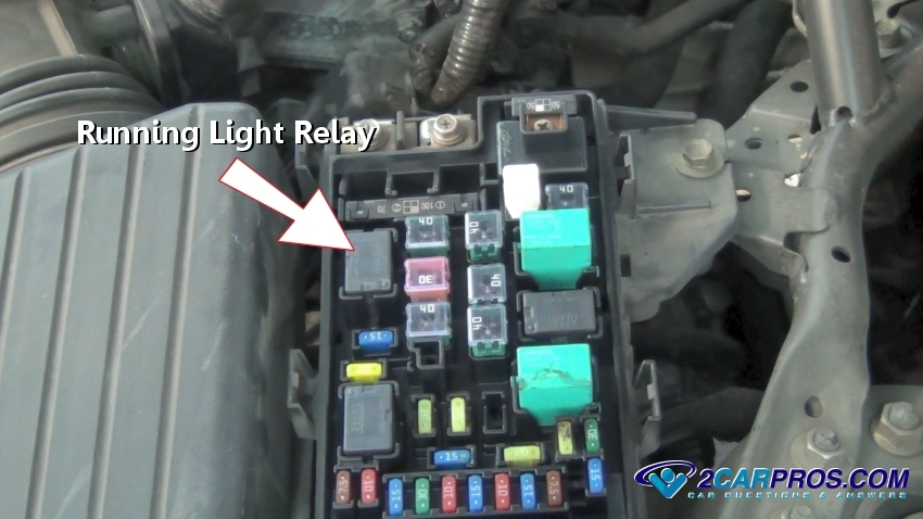 1996 Honda Accord Turn Signal Wiring Diagram How To Fix Running Light Problems In Under 20 Minutes