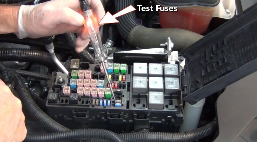 2000 ford taurus alternator wiring diagram ba falcon car repair world: engine starter will not crank over
