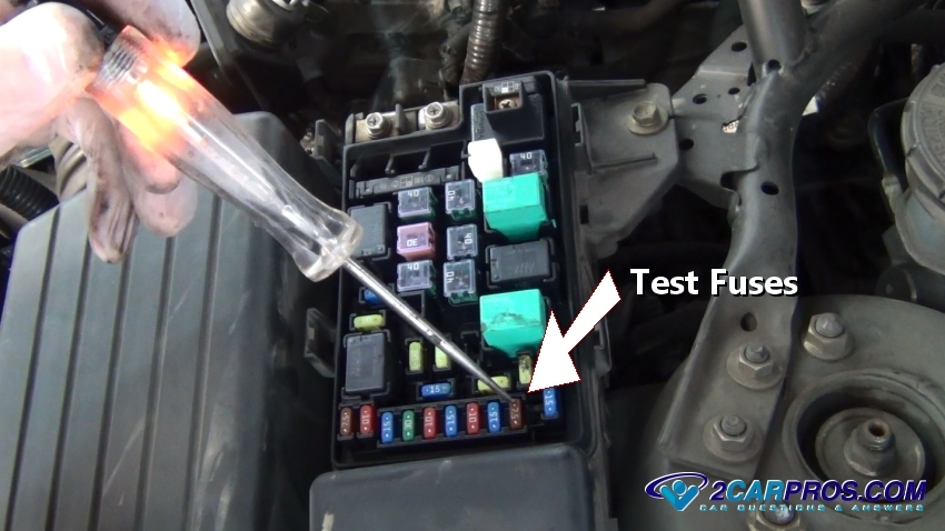 2006 Ford Lcf Wiring Diagram Car Repair World How To Test Car Relay