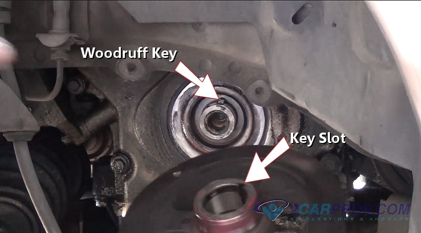 Ford F 150 7 Way Wiring Diagram How To Remove A Harmonic Balancer In Under 1 Hour