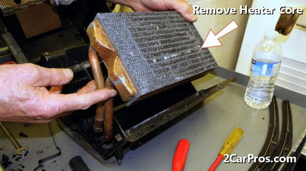 2005 Pacifica Fuse Box Diagram How To Replace A Heater Core In Under 3 Hours
