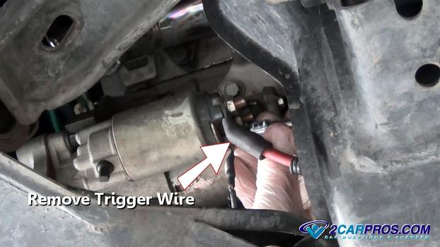93 Ford Explorer Fuse Box Diagram How To Change A Starter Motor In Under 45 Minutes