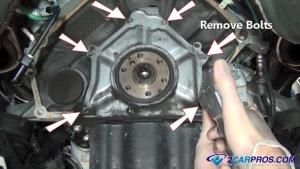 How to Replace an Engine Rear Main Seal in Under 4 Hours