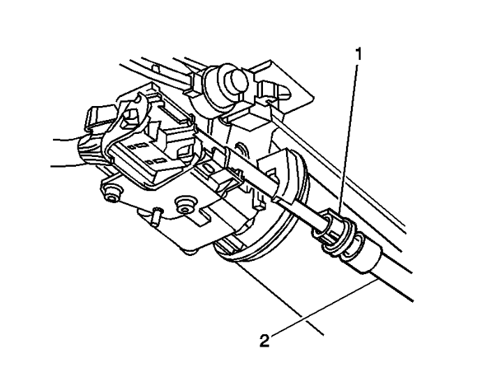 Service manual [2006 Cadillac Dts Automatic Shift Cable